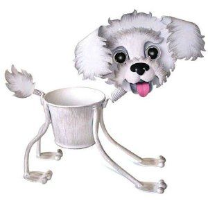 Super Dog Planters for Sale « Metal « Cute-Garden-Planters.com XZ81